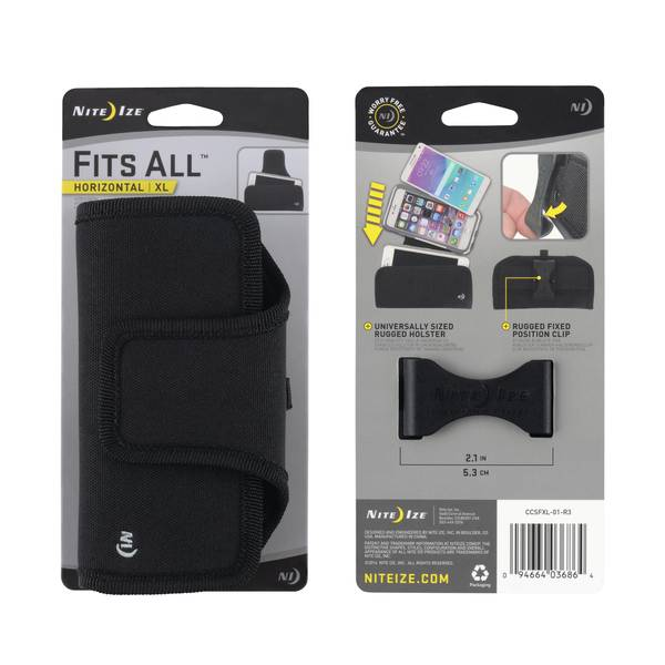 Fits All Horizontal XL Phone Case