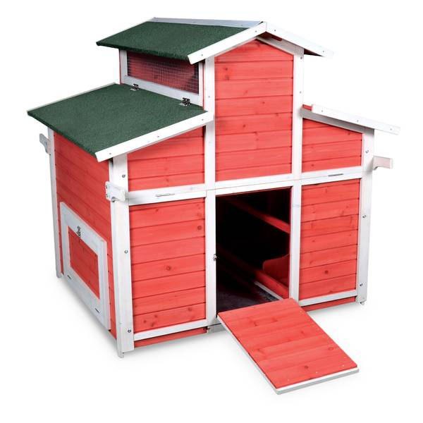 Big Barn Chicken Coop