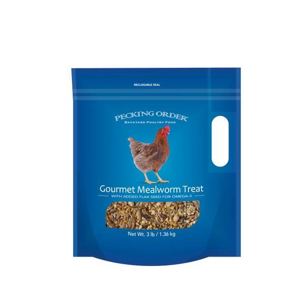 Gourmet Mealworm Treat