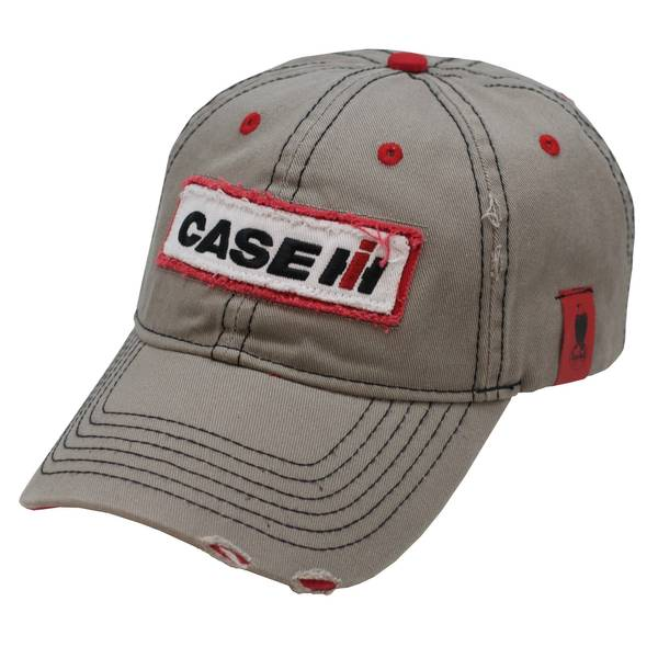 Case IH Heavy Distressed Cap