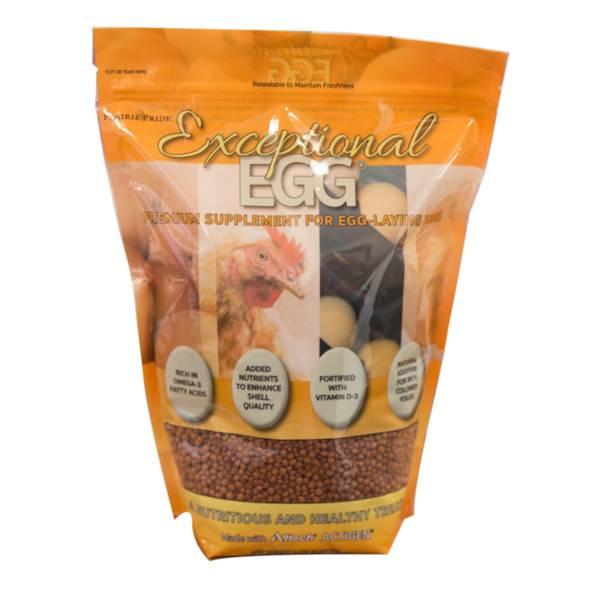 3 lb Exceptional Egg Premium Supplement