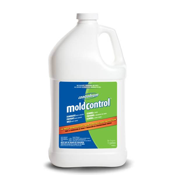 Mold Control Household Cleaners