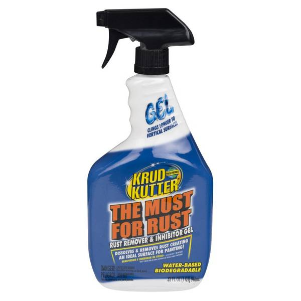 The Must For Rust Gel