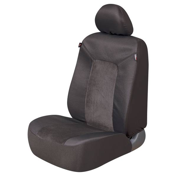 Dickies 2-Piece Gray Phoenix Seat Cover