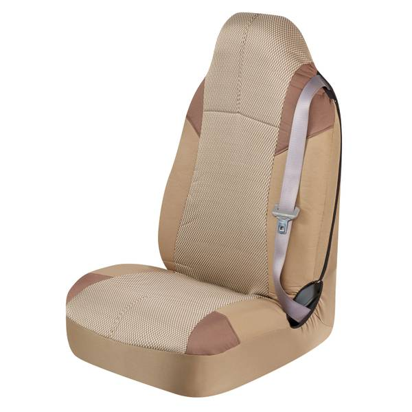 2-Piece Bucket Seat Cover