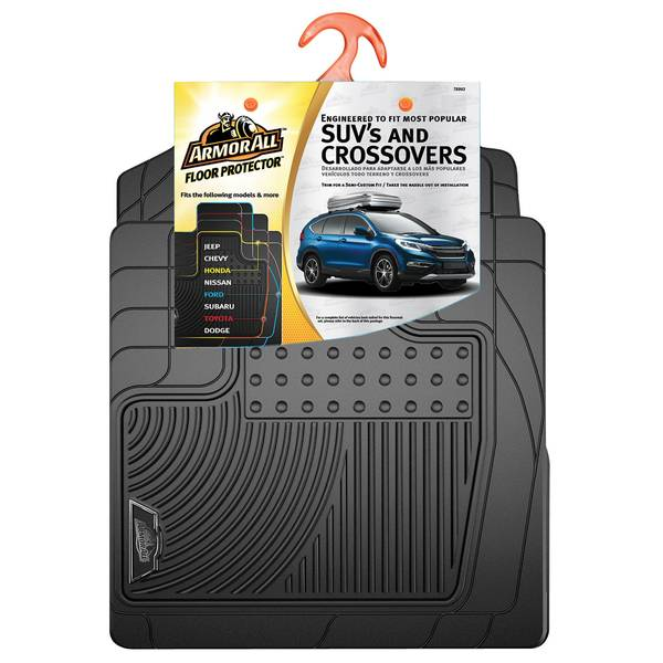 Armor All SUV & Crossover Floor Mat
