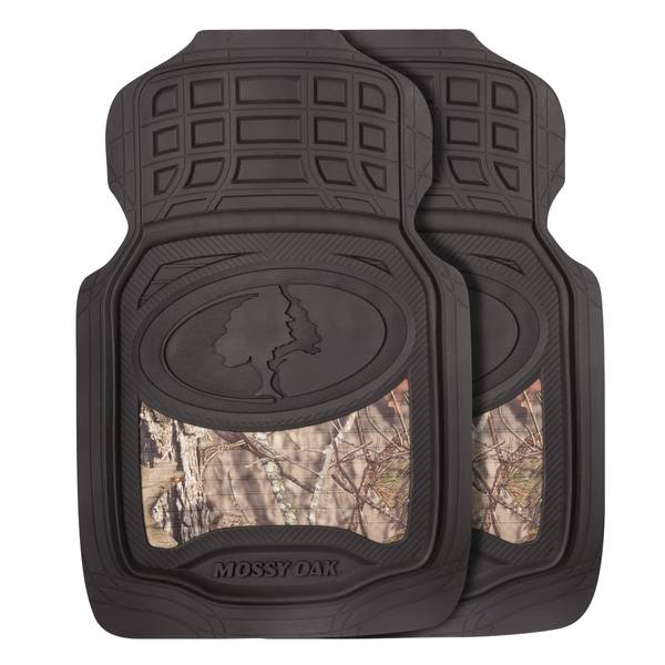Country Camo Front Floor Mats