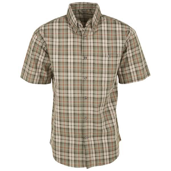 Men's No Stain Dobby Shirt
