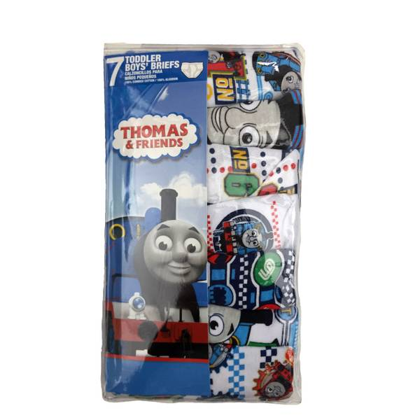 Toddler Boys' Thomas & Friends Briefs - 7 Pack