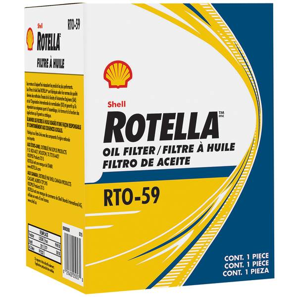 Rotella Oil Filter RTO-59