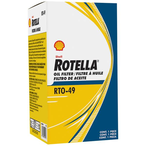 Rotella Oil Filter RT-O49