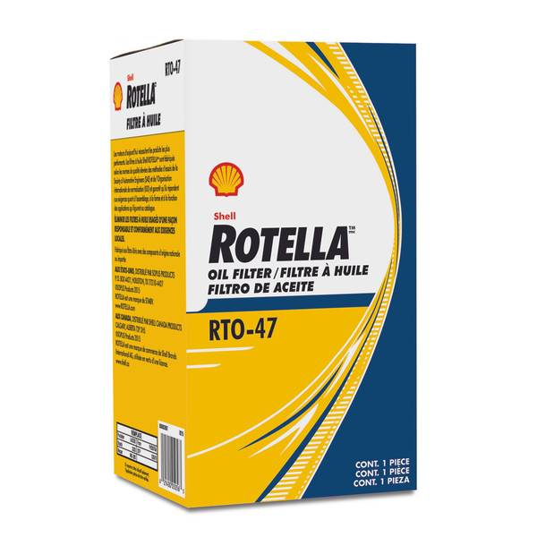 Rotella Oil Filter RTO-47