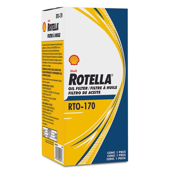 Rotella Oil Filter RTO-170