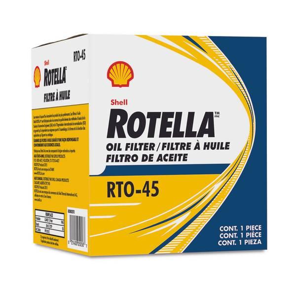 Rotella Oil Filter RTO-45