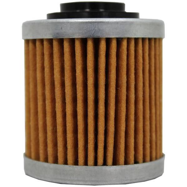 Full-Flow Cartridge Oil Filter