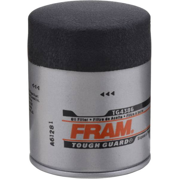 Fram TG10295 Tough Guard Full-Flow Cartridge Oil Filter ~ Free Shipping