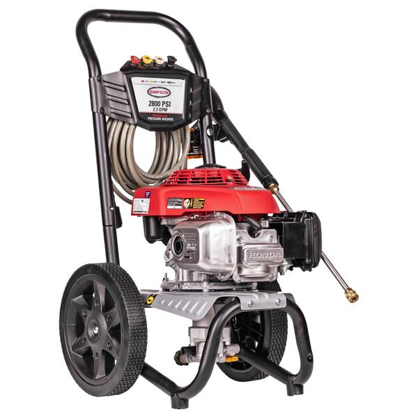 MegaShot 2800 PSI Gas Pressure Washer