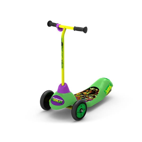 Teenage Mutant Ninja Turtles Safe Start Electric Scooter