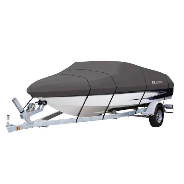 StormPro Model D Boat Cover