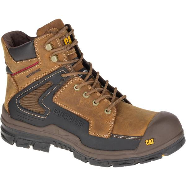 Men's Chassis Waterproof Composite Toe Work Boot