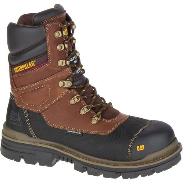"Men's Thermostatic 8"" Waterproof Composite Toe Work Boot"