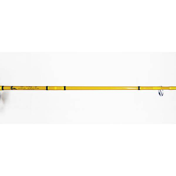 Eagle Claw 2-Piece Medium Spinning Rod