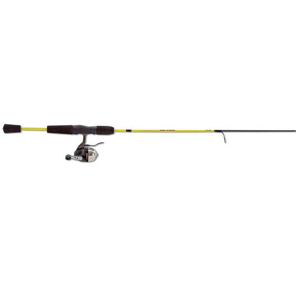 Lew's Mr. Crappie Slab Daddy Spincast & Underspin Rod & Reel Combo