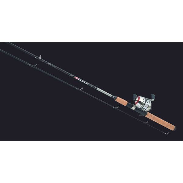 Daiwa D-Turbo Spincast PMC Combo