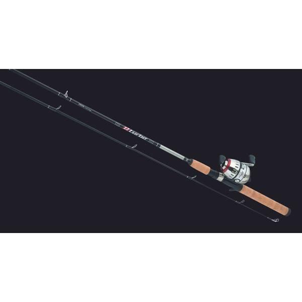 Daiwa D-Turbo Spincast PMC Combo