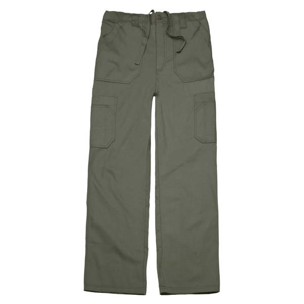 Men's Ripstop Cargo Scrub Pants
