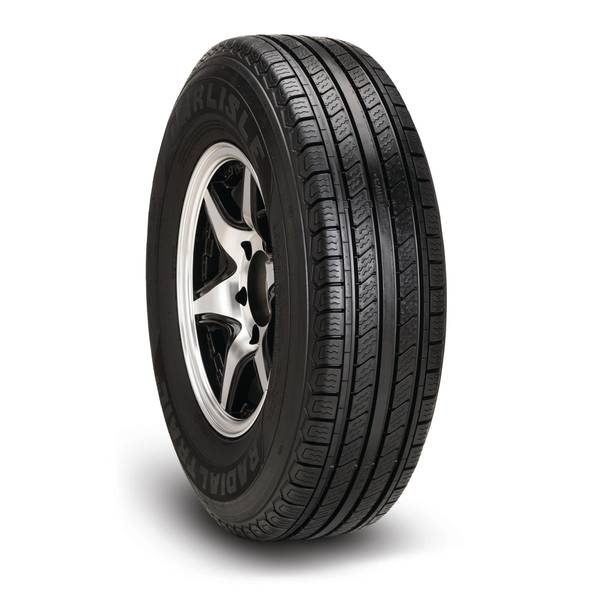 Radial Trail HD Assembly - ST205/75R14LRC