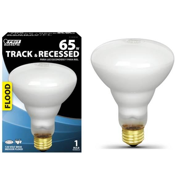 Incandescent Flood Light Bulb