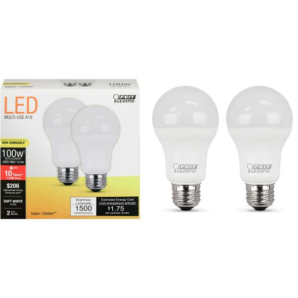 Non-Dimmable LED Bulb