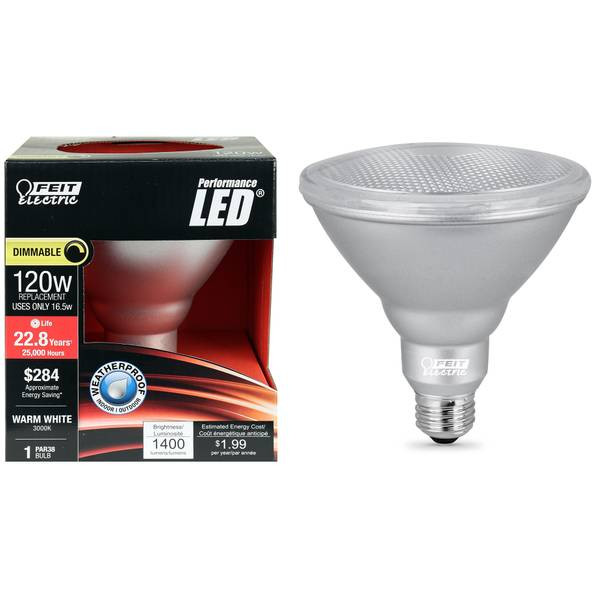 Dimmable PAR38 LED Light Bulb