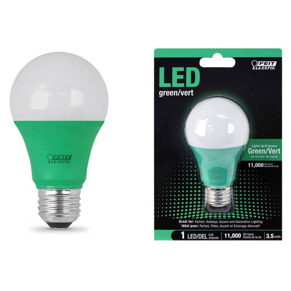 Non-Dimmable A19 LED Bulb