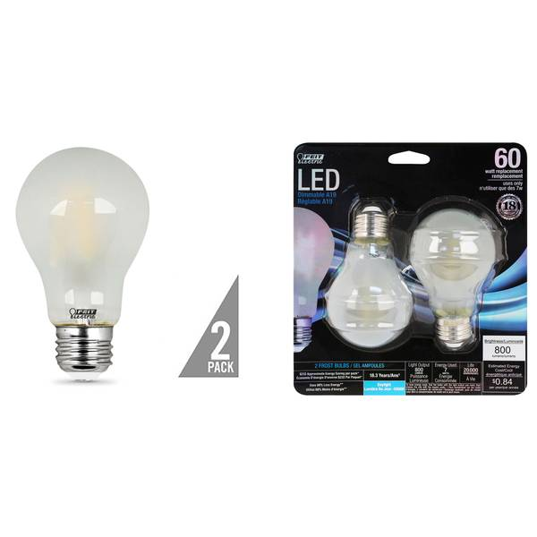 General Purpose Dimmable LED Bulb
