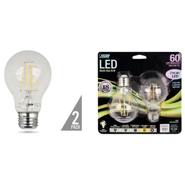 Medium Base Non-Dimmable LED Bulb