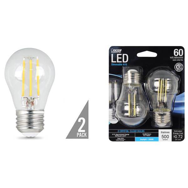A15 Dimmable LED Bulb
