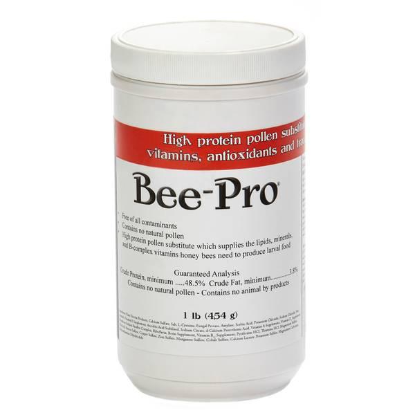 Bee-Pro Pollen Substitute Powder