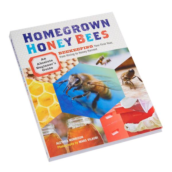 Homegrown Honey Bees Bookkeeping Book