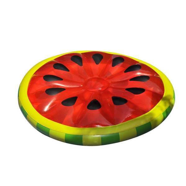 Watermelon Slice Island Inflatable Raft