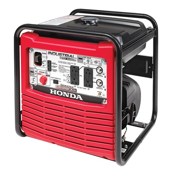 Portable Industrial Inverter Generator
