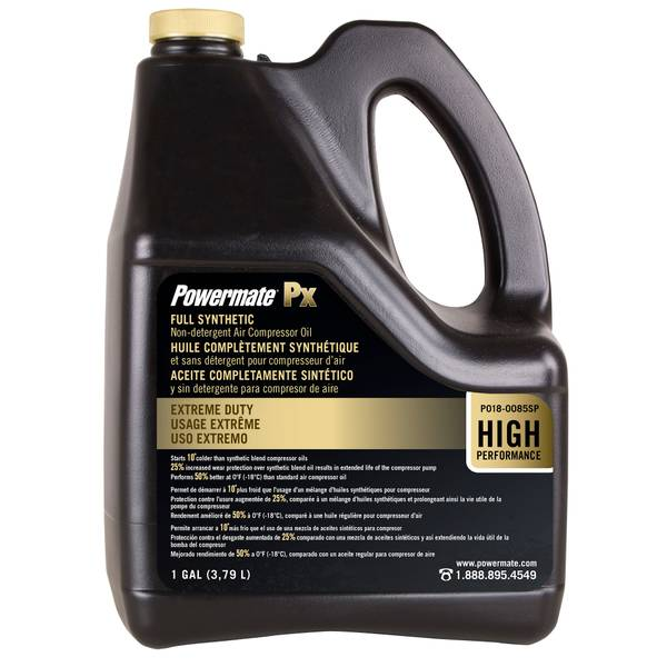 Full Synthetic Air Compressor Oil