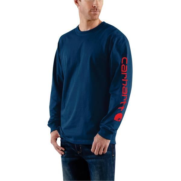 Men's Signature Sleeve Logo T-Shirt