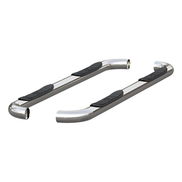 "Automotive 3"" Round Side Bars"