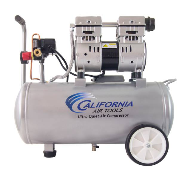 Ultra Quiet & Oil-Free Electric Air Compressor