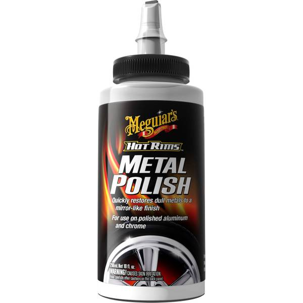 Hot Rims Metal Polish