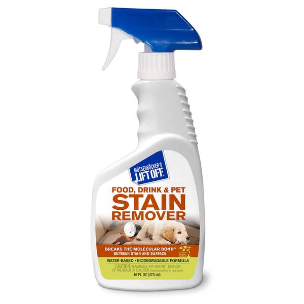 Food, Drink & Pet Stain Remover