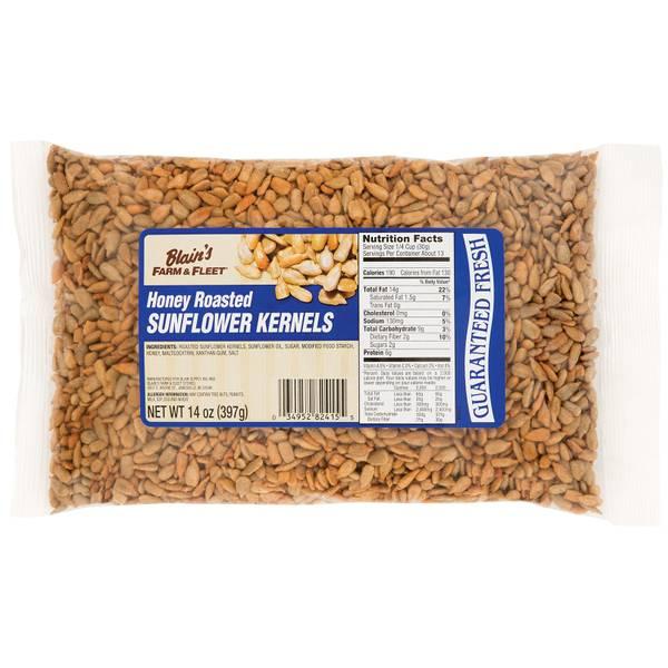 14 oz Honey Roast Sunflower Kernels