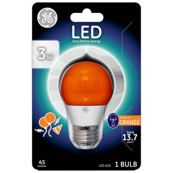 Medium Base Party Light Bulb